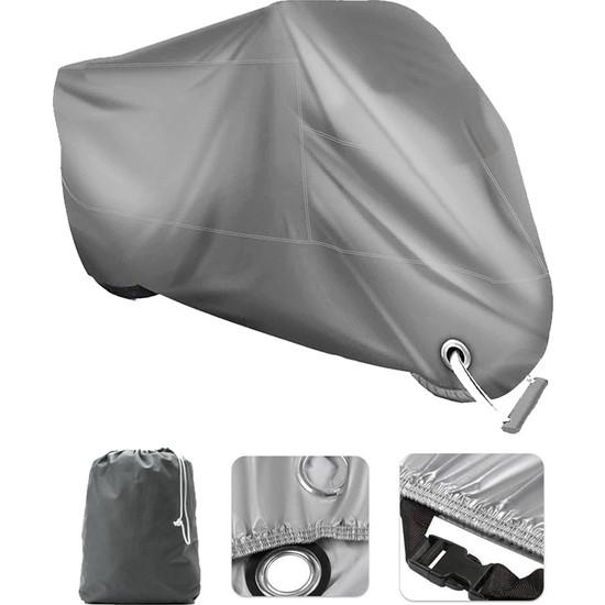 Coverplus Ktm 125 Duke Vinleks Motor Brandası (Bağlantı, Kilit Uyumlu)
