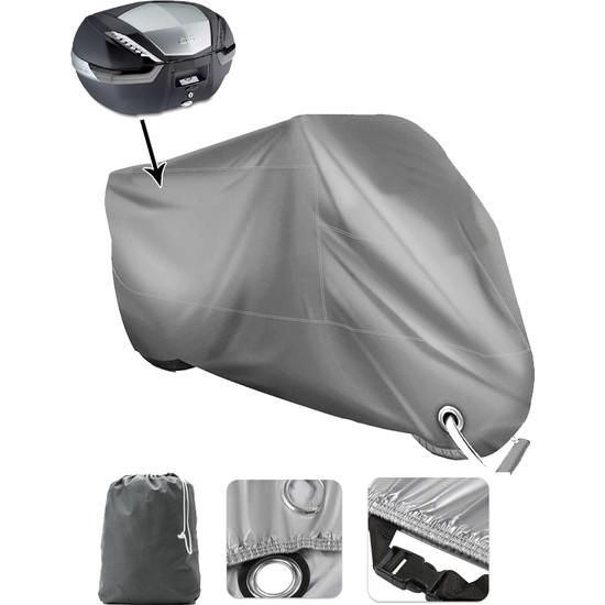 Autoen Yamaha SCR950 Vinleks Motor Brandası Arka Çanta Uyumlu