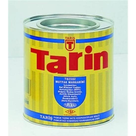 Tariş Tarin Tereyağ Aromalı Bitkisel Susuz Margarin 2 kg Teneke Kutu