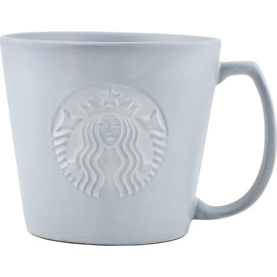Starbucks® Klasik Seri Kupa - Gri 355 ml