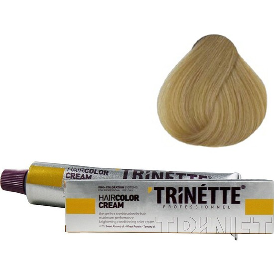 Trinette Tüp Boya 12.01 Küllü Platin 60 ml
