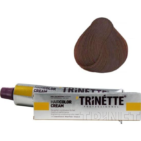 Trinette Tüp 7.44 Yoğun Kumral Bakır 60 ml