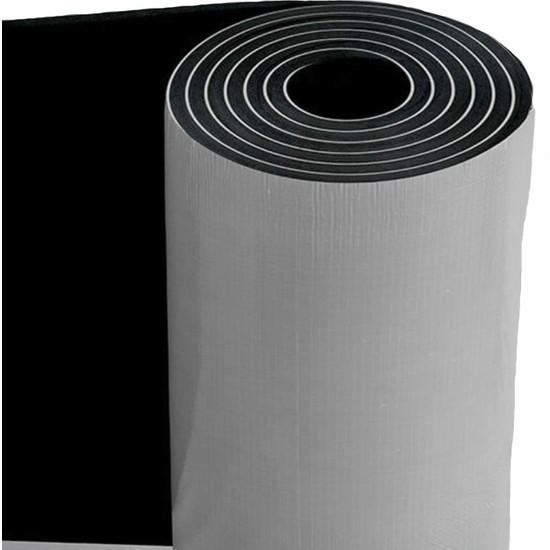 Desibel Akustik Araç Ses Yalıtım Şiltesi Alev Almaz Kendinden Yapışkanlı 6 Mm 120cm x 3000cm 1 Top 36m2 (1.2m x 30m)
