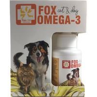 Alpha Fox Kedi ve Köpekler Için Omega-3 100ML