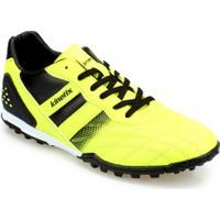 Kinetix Volky Turf Neon Yeşil Siyah Erkek Halı Saha Ayakkabısı