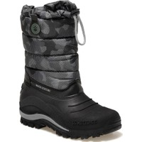 Lumberjack 100566632 Hulk Siyah Su Geçirmez Çocuk Yağmur Çizmesi