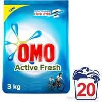 Omo Matık 3kg Actıve Fresh