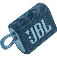JBL Go 3 Taşınabilir Bluetooth Hoparlör - Mavi