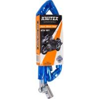 Knitex KTX101 Zincirli Motor-Bisiklet Kilidi 110CM