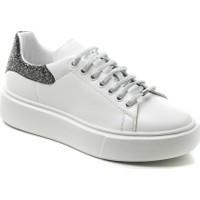 Frau Beyaz Kadın Günlük Ayakkabı 41L8 Frau Dylan Sneakers Bıanco