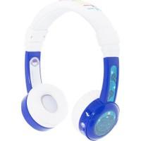 BuddyPhones Inflight Mikrofonlu Çocuk Kulaklığı Mavi