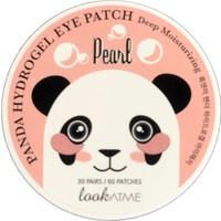 Lookatme Panda Hydrogel Eye Patch Pearl