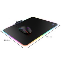 HyperX Fury Ultra RGB Mouse Pad (HX-MPFU-M)