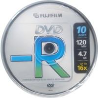 Fujifilm DVD-R 16X 4.7 GB C-Box - 10 Adet