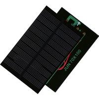 Emin İş Eğitimi Güneş Enerjisi Pili & Paneli 10X7 cm