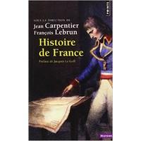 Histoire De France - François Lebrun