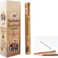 Sina Hediyelik Sandal Ağaç Kokusu 20 Adet Çubuk Tütsü 1 Adet Kayık Tütsülük Hediye