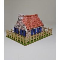 Mini Hobby Taş Maket Yayla Evi