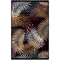 Kate Louise Çift Taraflı Kilim - Jungle - KTLJUNGLE8015