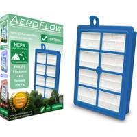 AeroFlow Electrolux Oxygen: Z 5500 - Z 5695 Elektrikli Süpürge Uyumlu Hepa 13 Filtre