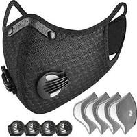 Synope Bisiklet Yüz Maskesi Toz Geçirmez Bisiklet Sürücü Maskesi