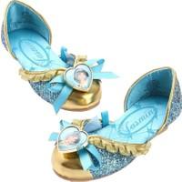 A027 - Disney Prenses Jasmine Kostüm Ayakkabısı - Lisanslı Disney Ürünü