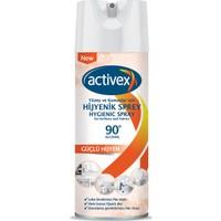 Activex Hijyenik Kumaş ve Yüzey Spreyi 400 ml