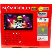Navigold DS-608 Android 1gb Ram 16GB Hafıza + Kamera Androidli Double