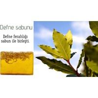 Naturel Defne Sabunu El Yapımı 120 Gram Gliserinli