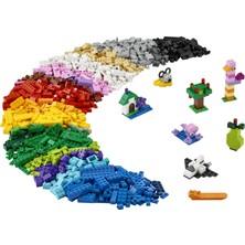 LEGO Classic 1200 Parçalık Yaratıcı Parçaları Kutusu (11016) - Çocuk Oyuncak Yapım Seti