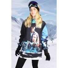 Harry Potter Kadın ve Genç Kız Snowboard ve Kayak Montu / Snowsea SS5583