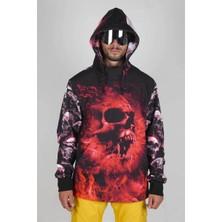 Dark Skull Özel Tasarım SS5609 Kayak ve Snowboard Montu