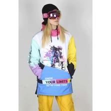 Snowsea SS5597 Snowboarding Girl Snowboard Montu