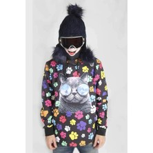 Cool Cat Bayan Kayak Montu, Snowsea Kadın Snowboard Montu / SS5584