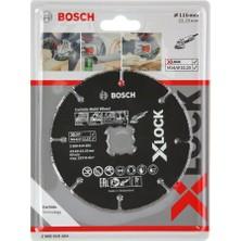 Bosch - X-Lock - Carbide Multi Wheel 115 mm