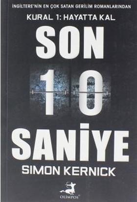 Son 10 Saniye - Simon Kernick