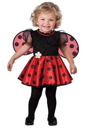 Masal Kostüm Uğur Böceği Bebek Kostümü