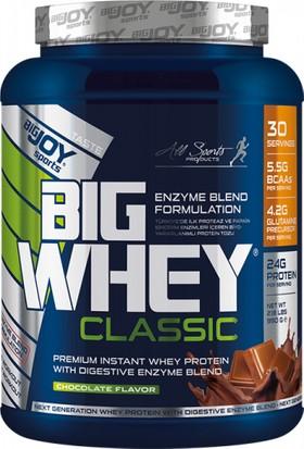 Bigjoy Sports Big whey Classic Whey Protein Tozu Çikolata Aroma 990g