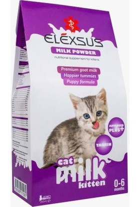 Elexsus Yavru Kedi Sütü 250 ml