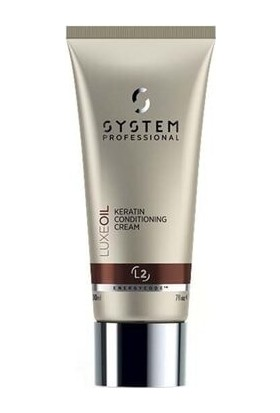 Wella System Professional Luxe Oil Krem 200ml