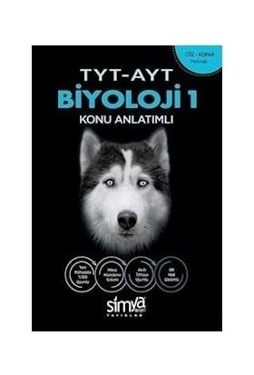 Simya Yayınları TYT AYT Biyoloji Konu Anlatımlı