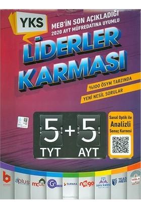 Karma Paket Deneme 5 TYT+5 AYT