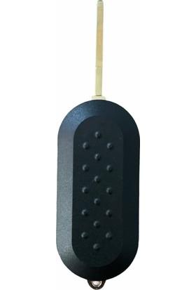 Pekial Fiat 3 Butonlu Anahtar Kabı
