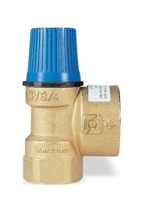 Watts 1'' - 6 Bar - SVW/E-218606 Emniyet Ventili