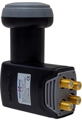 Technomax TM-4044G Dörtlü Lnb