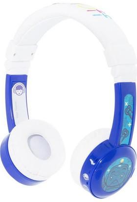 BuddyPhones Inflight Çocuk Kulaklık Mavi