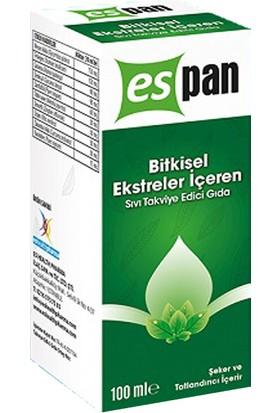Eshealth Pharma Espan Bıtkısel Öksürük Surubu 100 ml