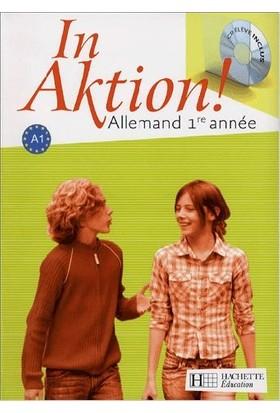 In Aktion! Cd Eleve Inclus - Jacques Athias