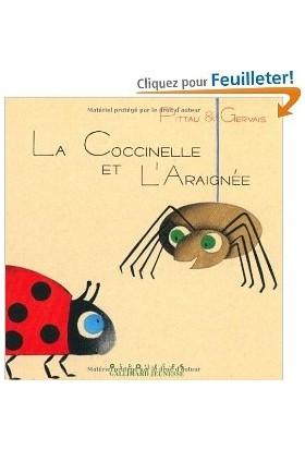 La coccinelle et l'araignee - Bernadette Gervais