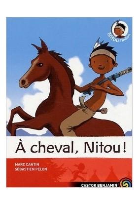 Nitou L'indien 9: A cheval Nitou - Marc Cantin